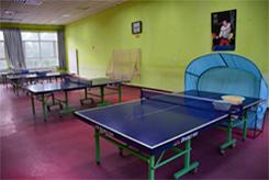 包头乒乓球培训设施