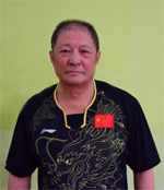 包头乒乓球培训主教练黄继锋